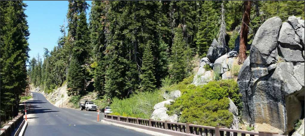 Rehabilitating Yosemite's Tioga Road