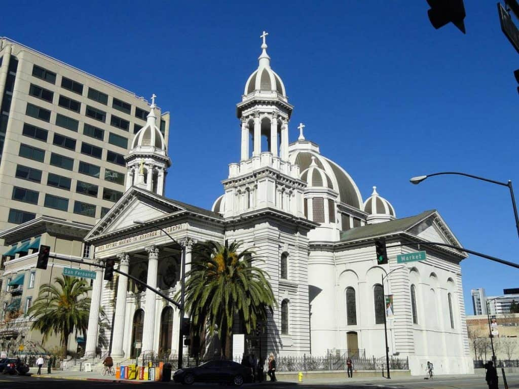 Cathedral Basilica of Saint Joseph, San Jose, California | PUBLIC DOMAIN