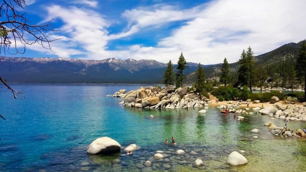 Sand Harbor at Lake Tahoe | PUBLIC DOMAIN