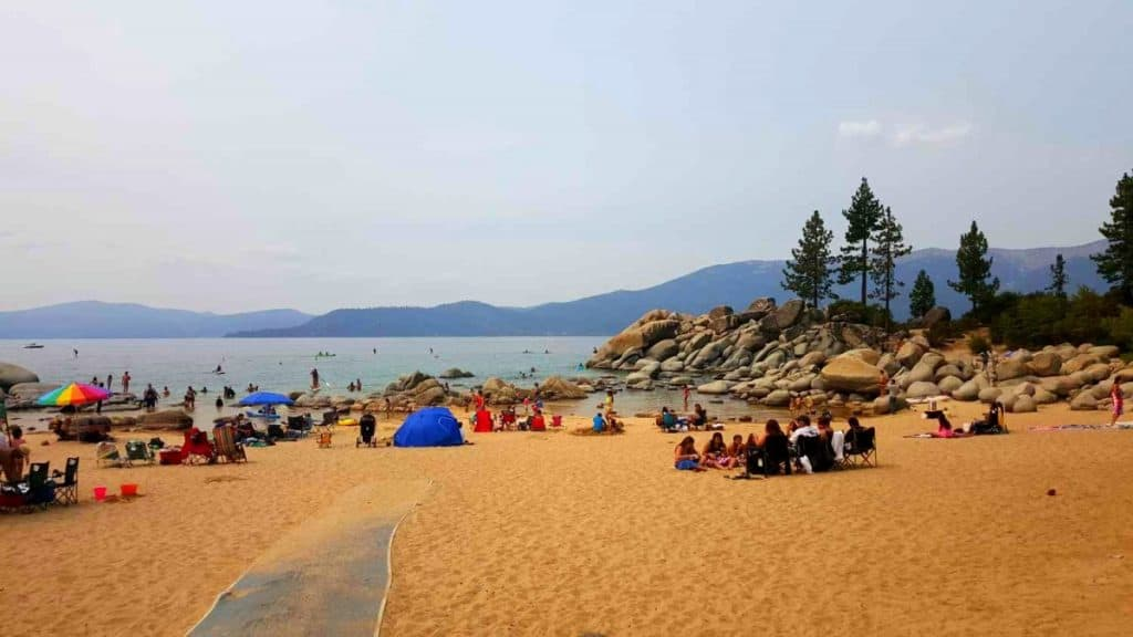 Visiting Sand Harbor At Lake Tahoe (Everything You Need To Know)