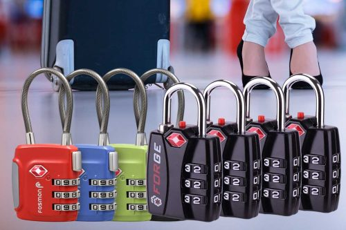 10 Best Luggage Locks For International Travel
