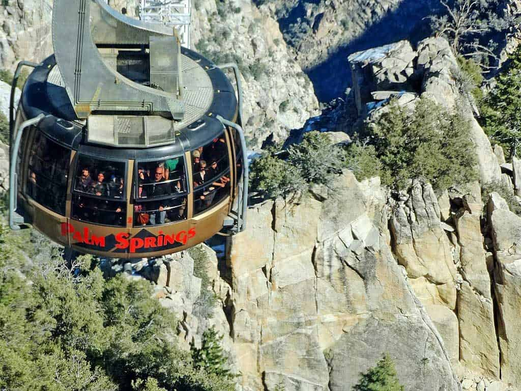 Palm Springs Aerial Tram, CA