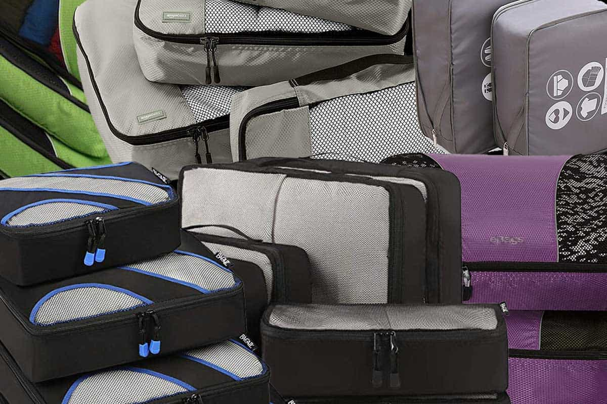13 Best Travel Packing Cubes That Will Work Great When Traveling