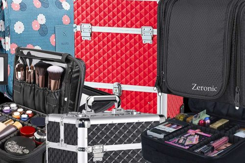 14 Travel Cosmetic Organizers