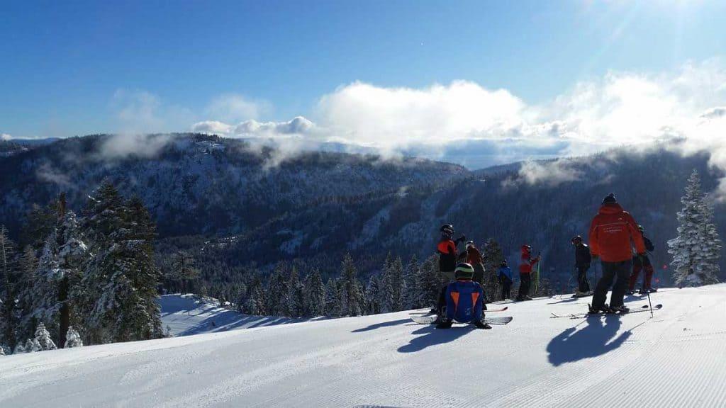 Lake Tahoe Ski