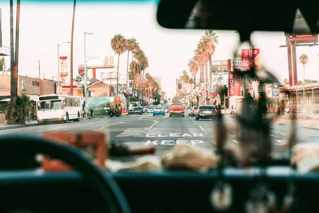 Los Angeles Street