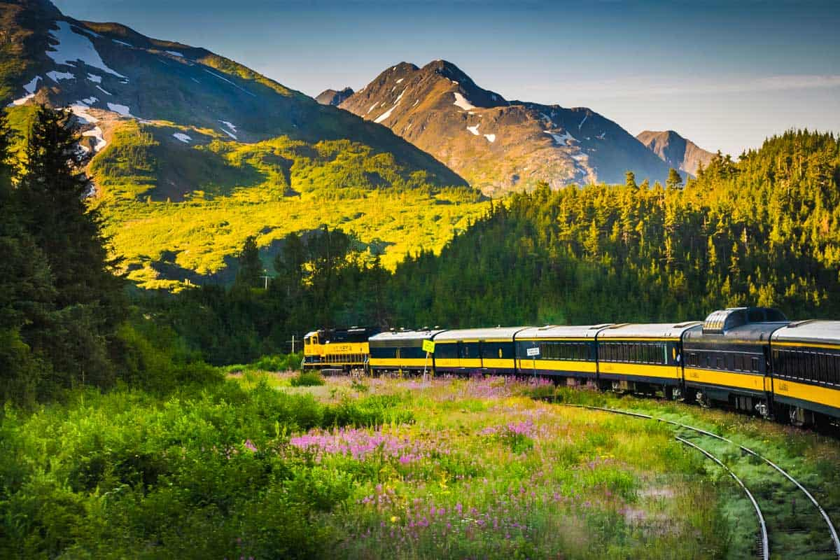 Read more about the article 9 Alaska Itineraries from Anchorage (With A Car or Without One!)