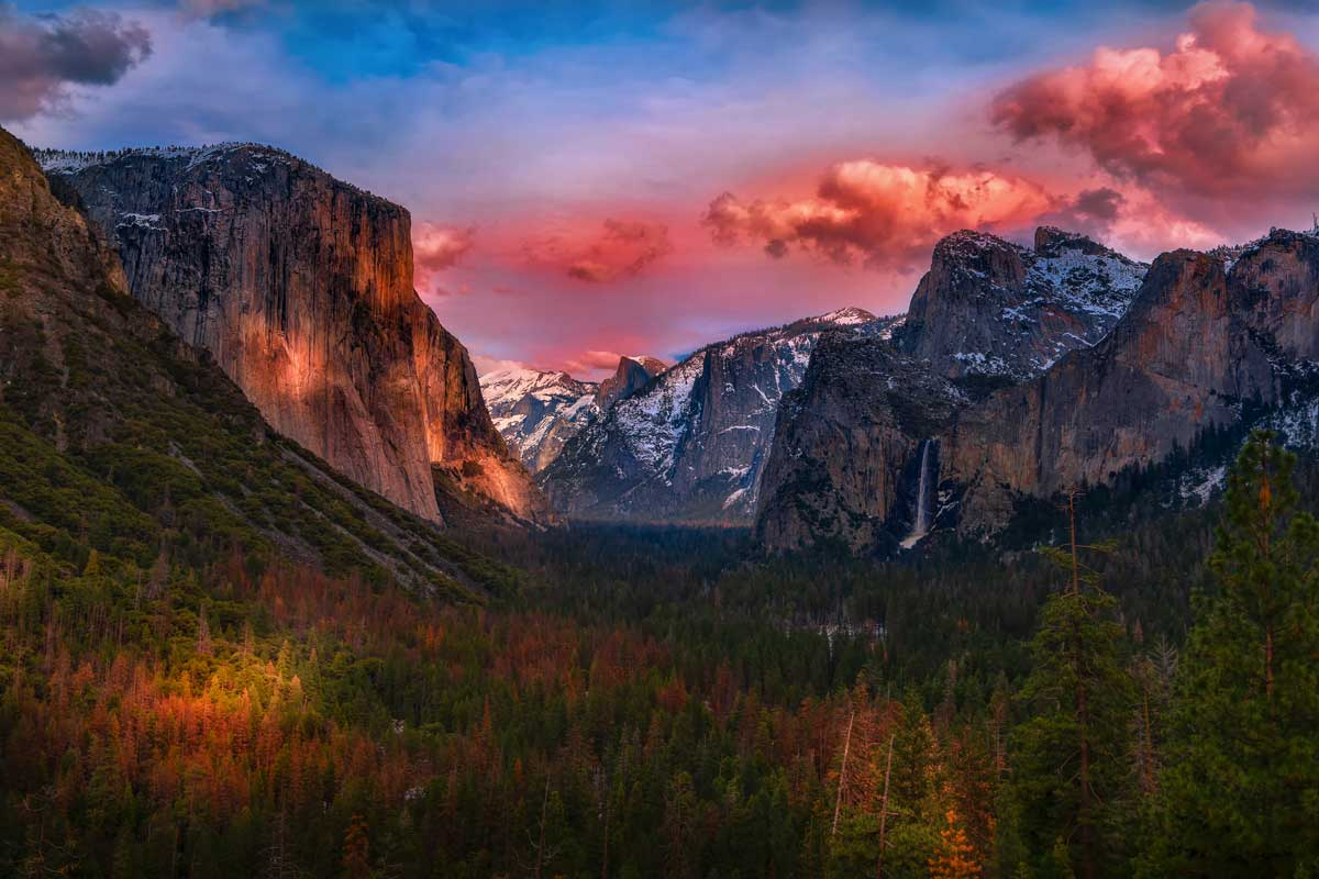 Read more about the article Driving from Las Vegas to Yosemite [Detailed Guide]
