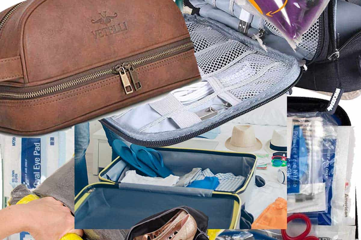 9 Types of Travel Packing Organizers You Should Know