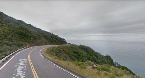 Highway 1 - Big Sur area