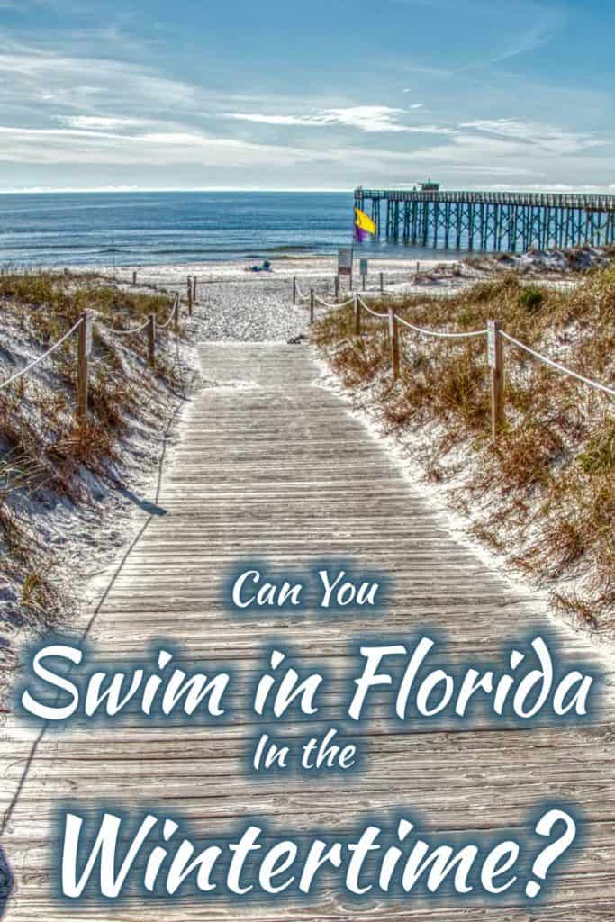 Can You Swim In Florida In The Wintertime?