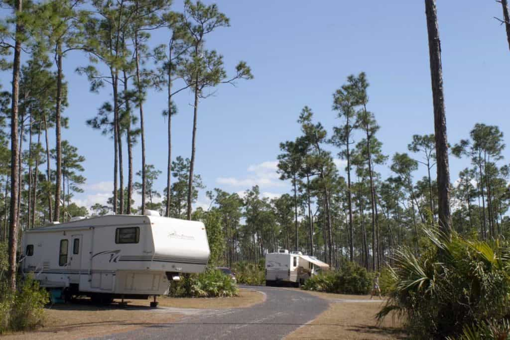 Long Pine Key Campground, NPSPhoto | Photo by Everglades NPS