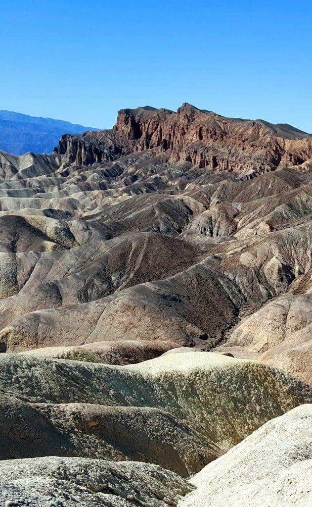 Death Valley Zabirskie Point