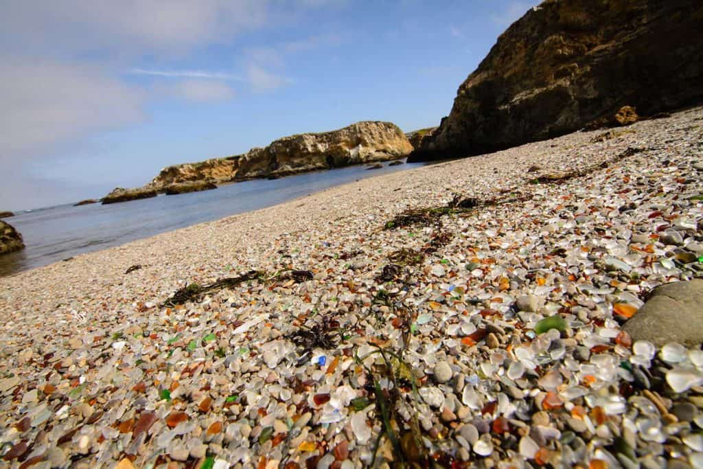 Glass Beach State Park California