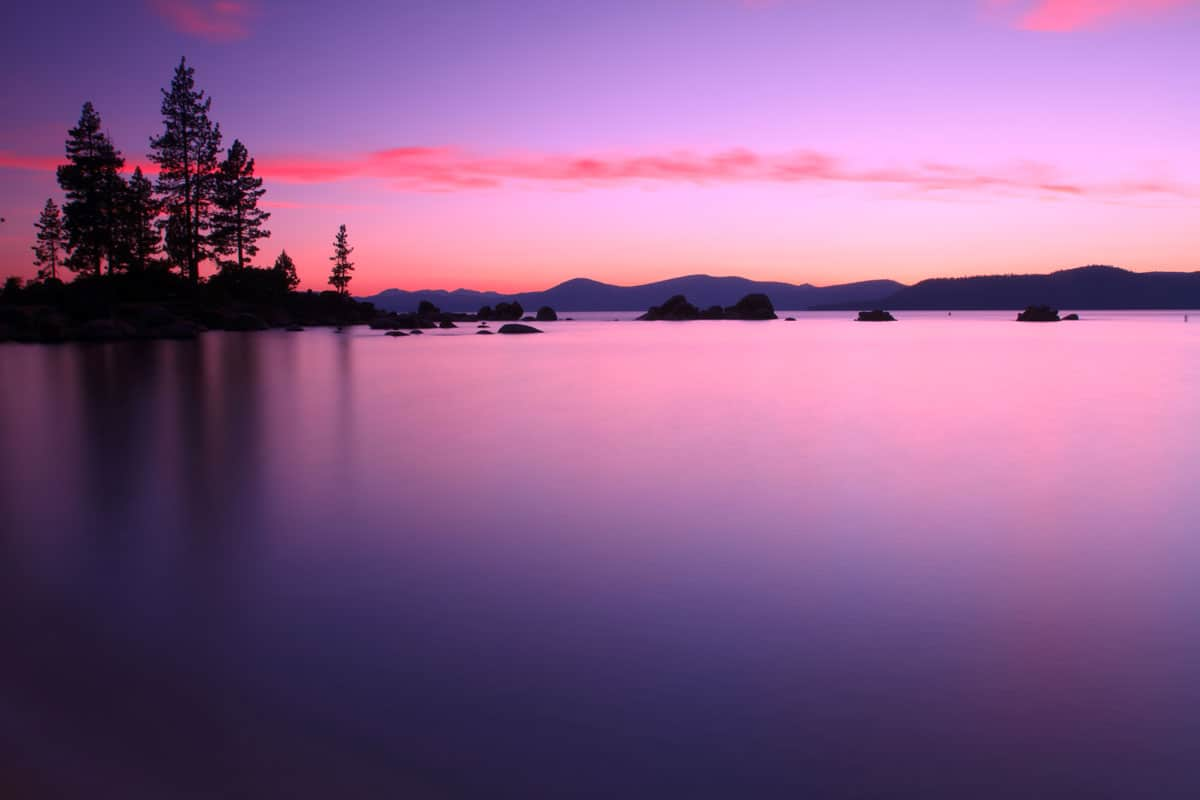 Lake-Tahoe-after-sunset