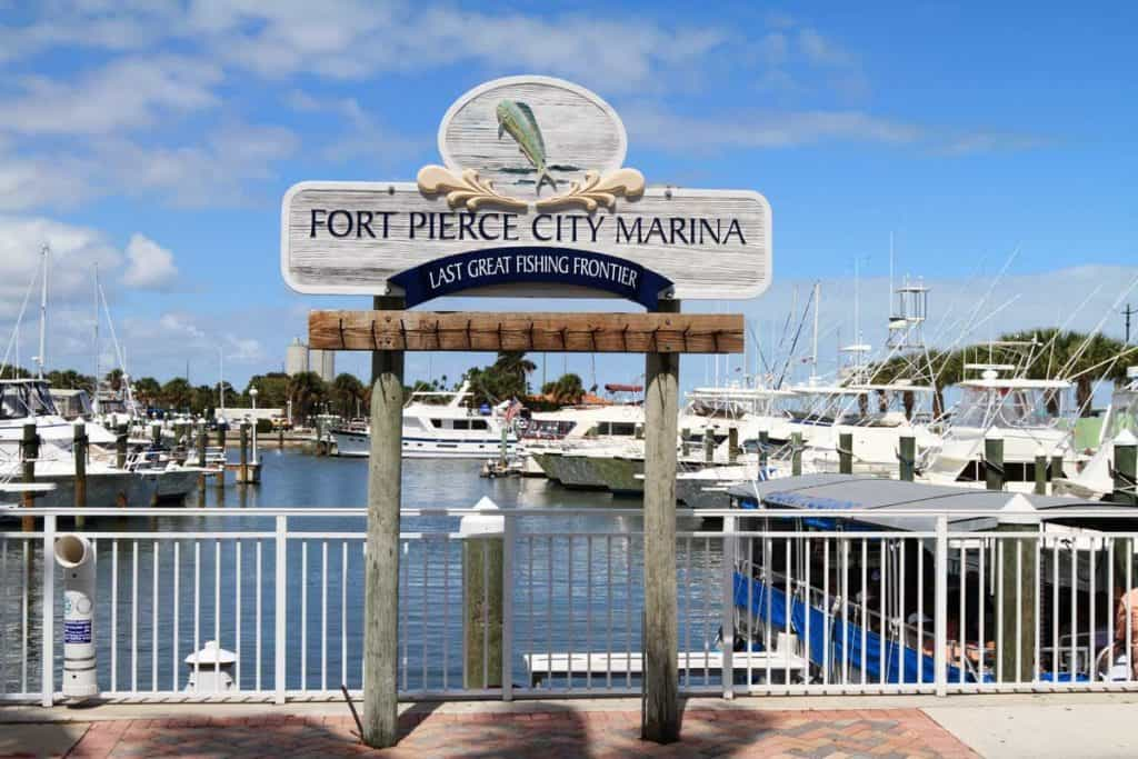 Fort Pierce pier