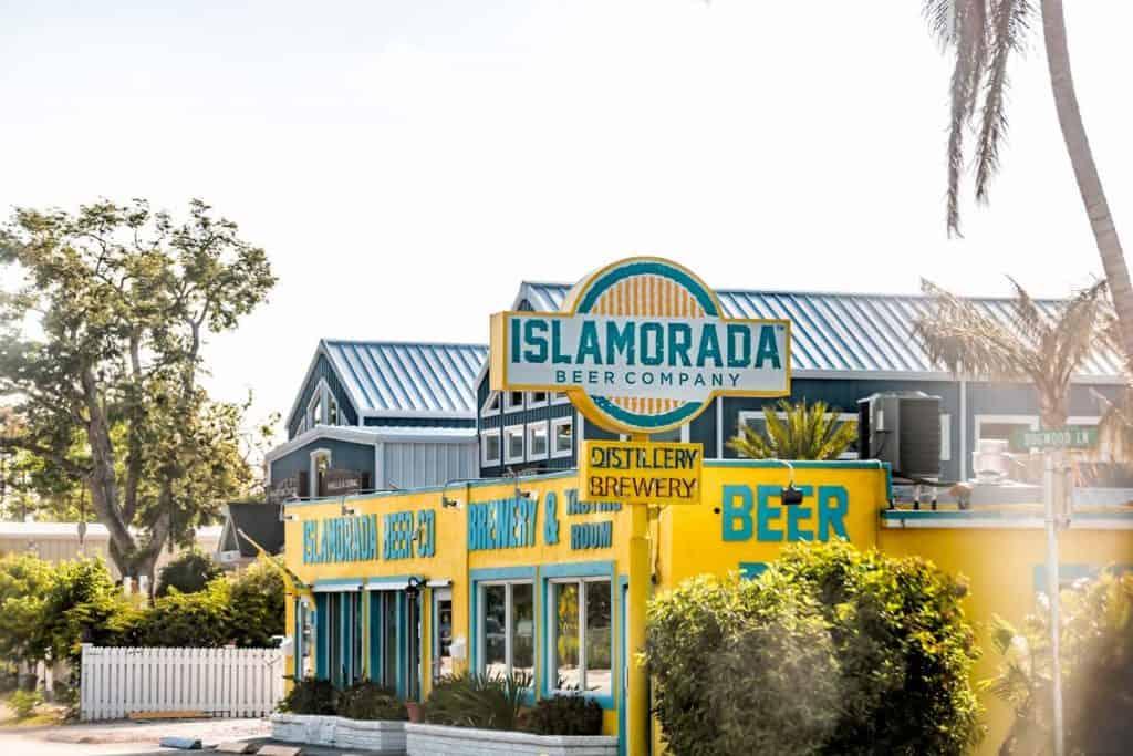 Islamorada Brewery & Distillery building