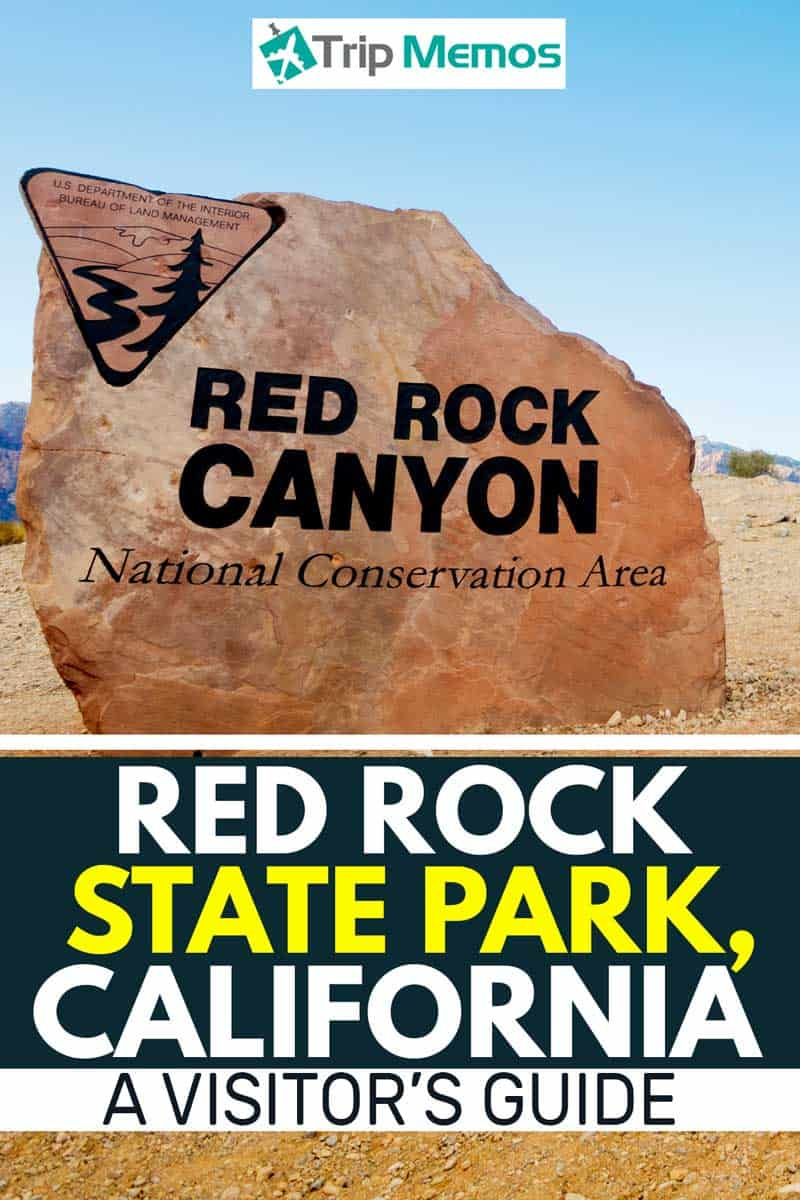 Red Rock State Park, CA - A Visitor's Guide