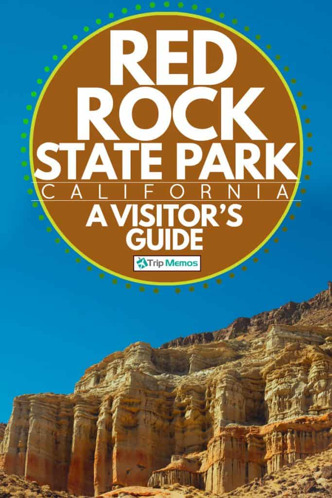 Red Rock State Park, CA - A Visitor's Guide, Scenic view at Red Rock Canyon State Park, California