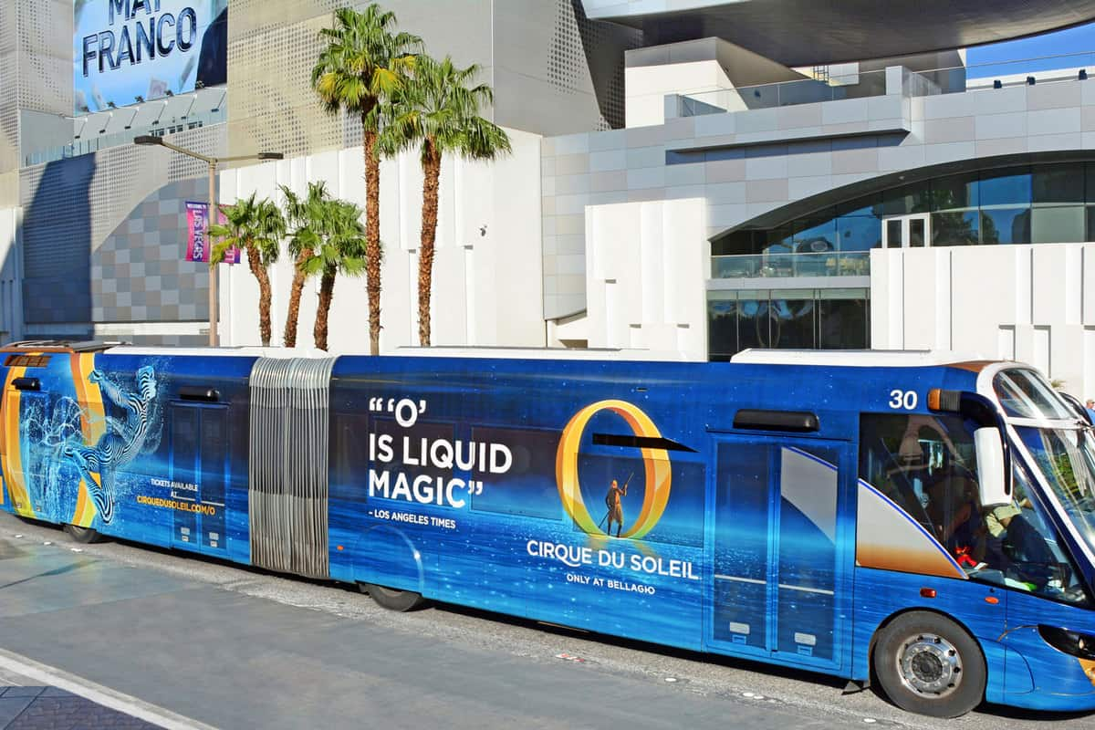 The Strip & Downtown Express ( the SDX). The cheapest way to travel along the Las Vegas Strip