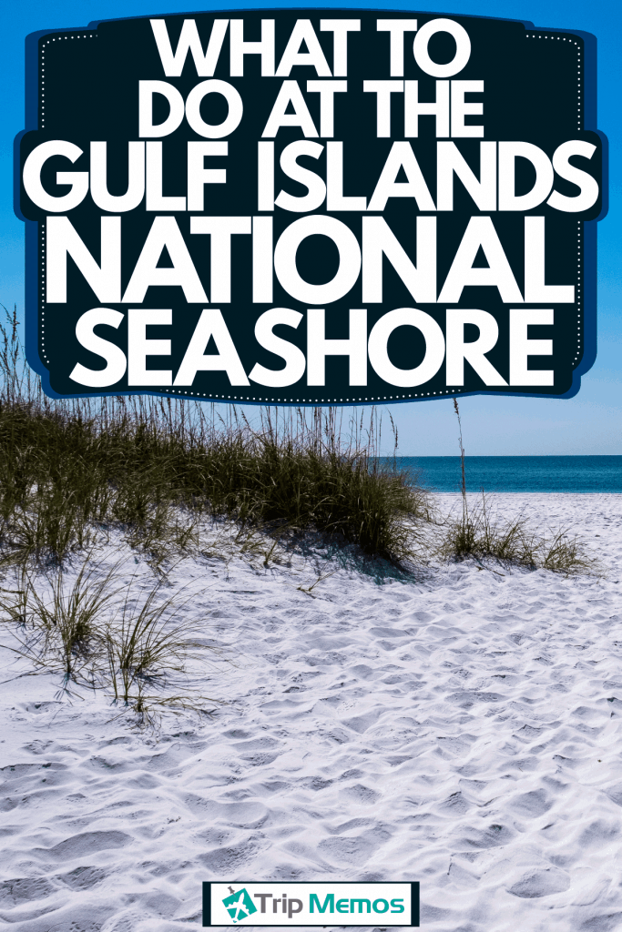 The gorgeous beaches of Gulf National Seashores, What To Do At The Gulf Islands National Seashore