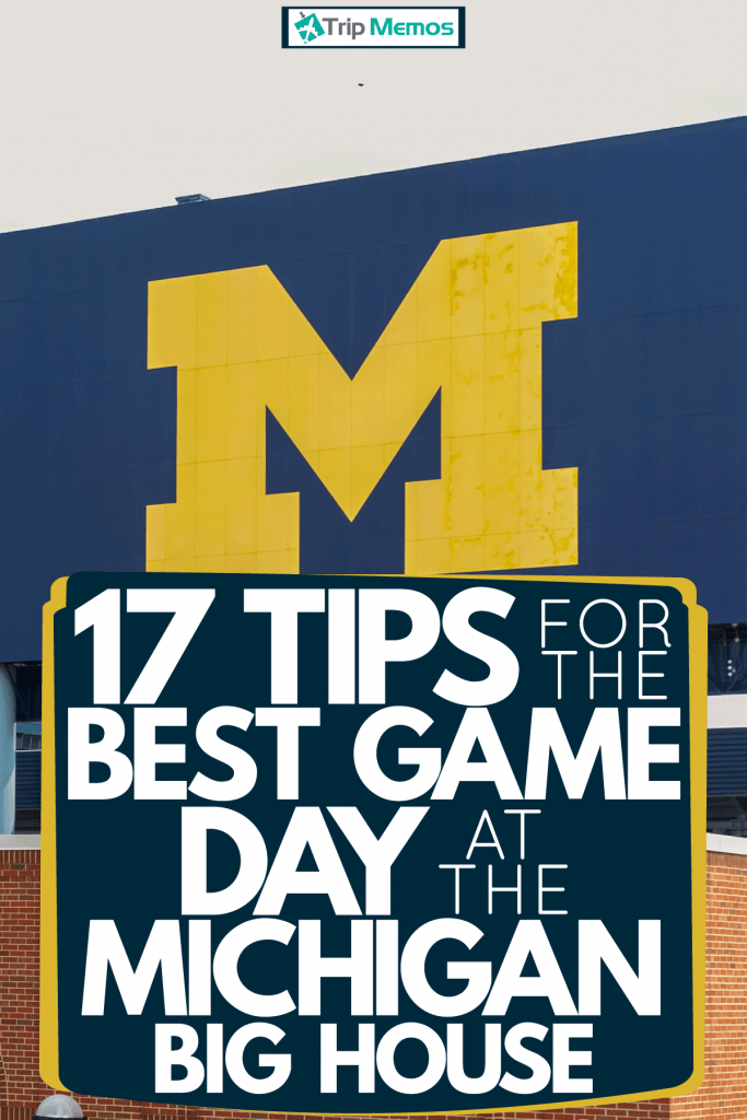 The Michigan State University football stadium photographed outside, 17 Tips For The Best Game Day At The Michigan Big House