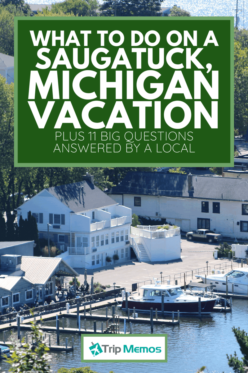 Towns of Douglas and Saugatuck Michigan, What To Do On A Saugatuck, MI Vacation [Plus 11 Big Questions Answered By A Local]